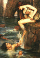 The Siren 1900 - John William Waterhouse
