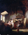 Interior with Figures, 1835 - Nicholas Condy