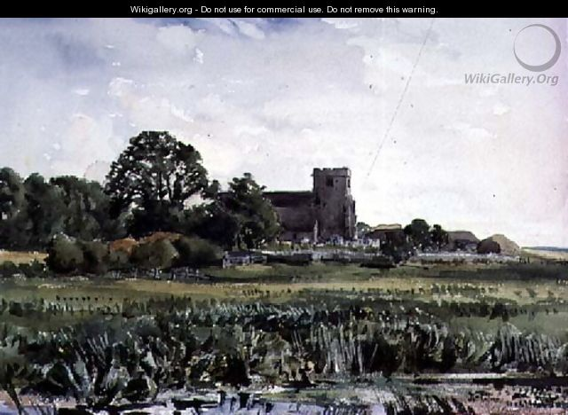 Lyminster Church, near Arundel - Thomas Collier