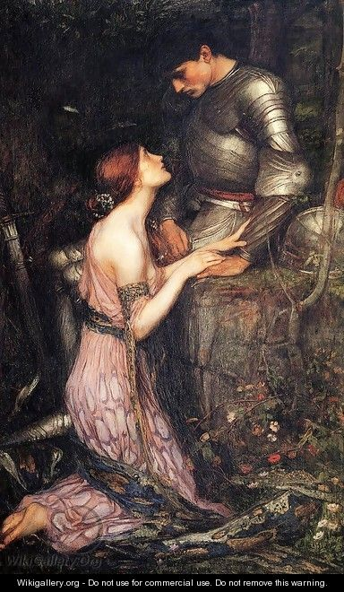 Lamia 1905 - John William Waterhouse