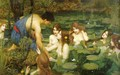 Hylas and the Nymphs 1896 - John William Waterhouse