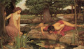 Echo and Narcissus 1903 - John William Waterhouse