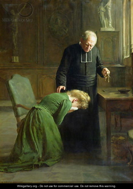 The Restitution 1901 - Remy Cogghe