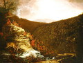 From the Top of Kaaterskill Falls, 1826 - Thomas Cole