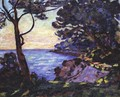 The Coast from l'Esterel, c.1902 - Armand Guillaumin