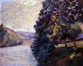 Sunrise at Crozant, Brittany, c.1916 - Armand Guillaumin