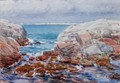 Duck Island, Isles of Shoals, 1906 - Childe Hassam