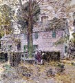 Indian Summer in Colonial Days, 1899 - Childe Hassam