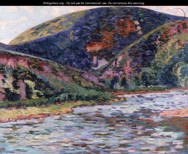 The Creuse in Summertime, 1895 - Armand Guillaumin