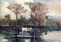 St. John's River, Florida - Winslow Homer