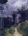 Rural Guardsman in the Fountainbleau Forest - Alfred Sisley