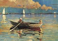Cloucester Harbor - Winslow Homer