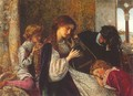 A Music Party - Arthur Hughes