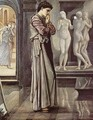 Pygmalion and the Image I: The Heart Desires - Sir Edward Coley Burne-Jones