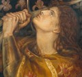 Joan of Arc - Dante Gabriel Rossetti