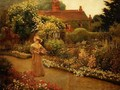 An English Garden - Percy Robert Craft