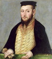 Zygmunt II August (1520-72) King of Poland, c.1553-56 - Lucas The Younger Cranach