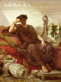 Damocles 1866 - Thomas Couture