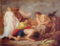 Timon of Athens, 1857 - Thomas Couture