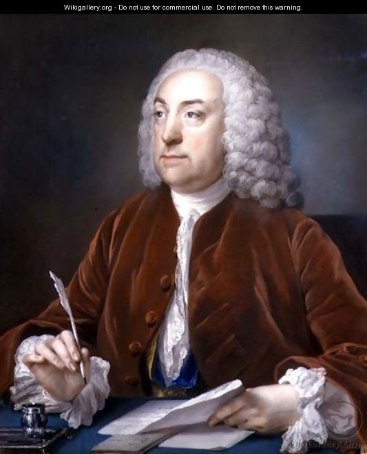 Portrait of Taylor White, Treasurer of the Foundling Hospital, 1758 - Francis Cotes