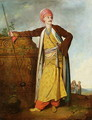 Portrait of an Armenian 1771 - Richard Cosway