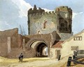 The South Gate, Great Yarmouth, Norfolk - John Sell Cotman