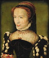 Portrait presumed to be Gabrielle de Rochechouart (1530-80) c.1548 - Corneille De Lyon
