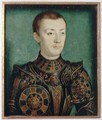 Portrait of a Nobleman in Armour - Corneille De Lyon
