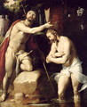 The Baptism of Christ 2 - Cornelis Cornelisz Van Haarlem