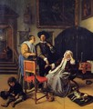 The Doctor's Visit - Jan Steen