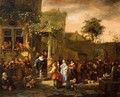 A Village Wedding - Jan Steen