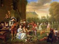The Garden Party - Jan Steen