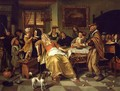 Twelfth Night II - Jan Steen