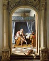 Woman at Her Toilet - Jan Steen