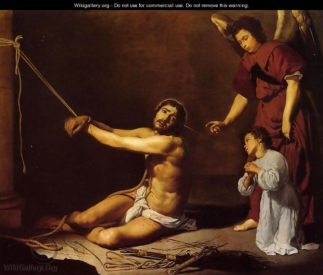 Christ and the Christian Soul - Diego Rodriguez de Silva y Velazquez