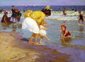 At the Seaside 2 - Edward Henry Potthast