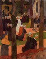 A Breton Sunday - Paul Serusier