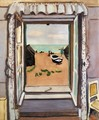 Open Window, Etretat - Henri Matisse