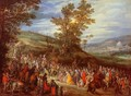 The Way of the Cross - Jan The Elder Brueghel