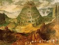 The Tower of Babel - Jan The Elder Brueghel