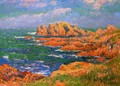 The Rocks at Ouessant - Henri Moret