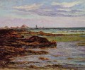 The Coastline in Brittany - Maxime Maufra