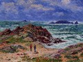 By the Sea in Southern Brittany - Henri Moret