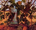 The Virgin with Fig Tree - Ferdinand Loyen Du Puigaudeau