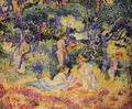 The Woods - Henri Edmond Cross