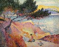 The Bay at Cavaliere - Henri Edmond Cross