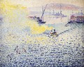 Toulon, Winter Morning - Henri Edmond Cross