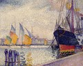 Canal de la Guidecca, Venice - Henri Edmond Cross