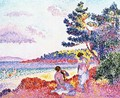 Bathers II - Henri Edmond Cross