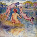 Bathers I - Henri Edmond Cross